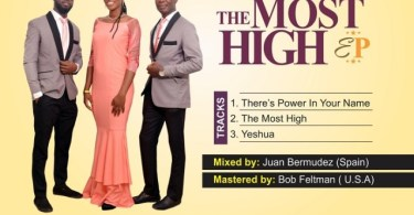 """Desperate Worshipers New Album """"The Most High"""" Now Available for Download"""