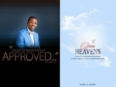 Open Heaven 16 December 2018: [Sunday] Daily Devotional By Pastor E.A Adeboye – The fourth man in the furnace