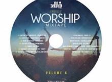 Download Worship Mixtape 60 Minutes (Vol. 6) by DJ MRI