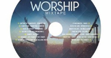 Download Worship Mixtape 60 Minutes (Vol. 6) by DJ MRI