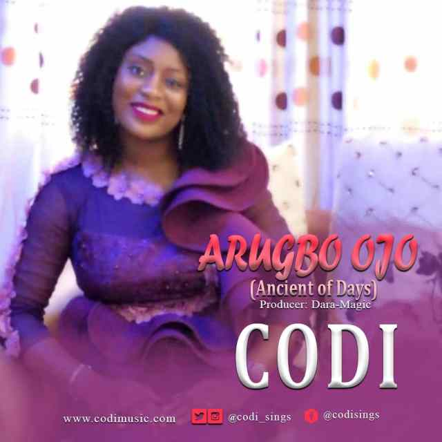 Download Music Arugbo Ojo Mp3 By Codi (Ancient of Days)