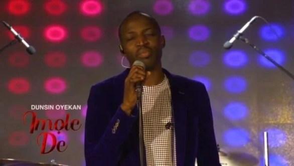 Watch Dunsin Oyekan – Imole De [Official Video +Mp3]