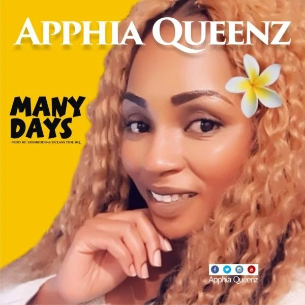 Download Music Many Days Mp3 By Apphia Queenz