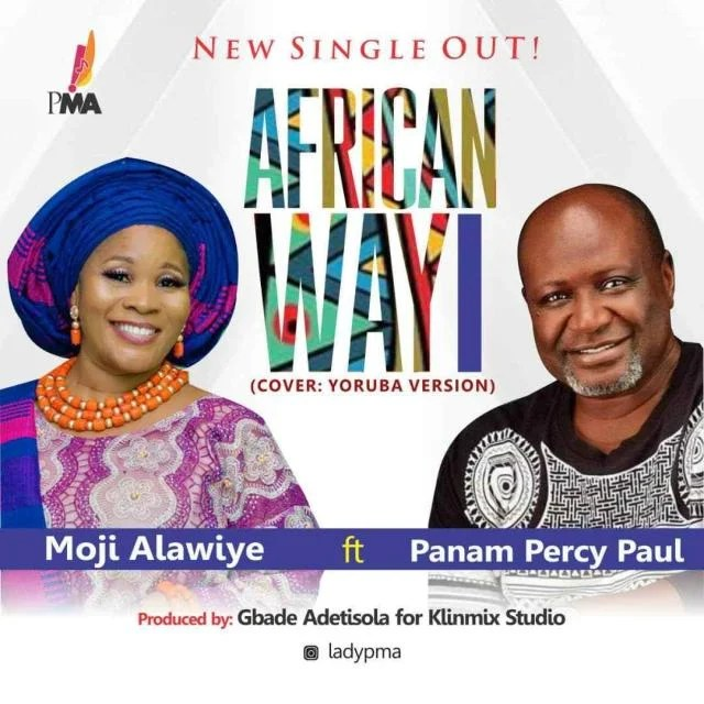 Download Music African Way Mp3 By Moji Alawiye Ft. Panam Percy