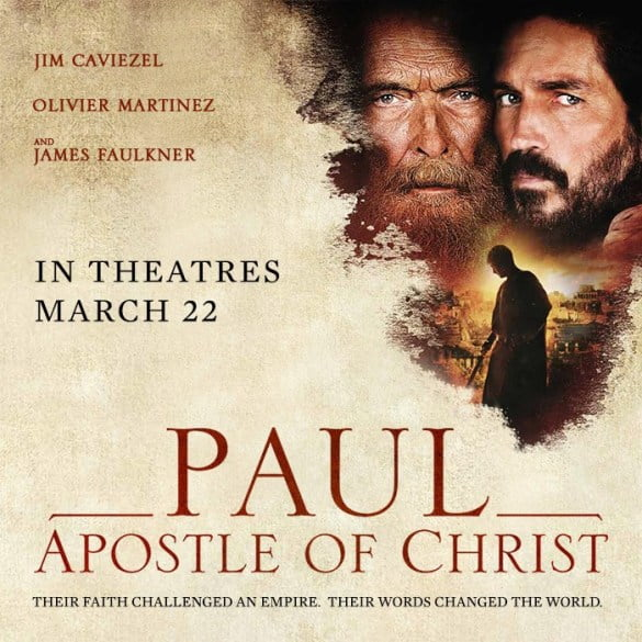 DOWNLOAD MOVIE: Paul, Apostle of Christ 2018 (HD)