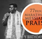 Watch RCCG 77 HOURS MARATHON MESSIAH PRAISE 2019 LIVE