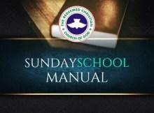 RCCG Sunday School TEACHER's Manual 12 May 2019 – God's Master Piece