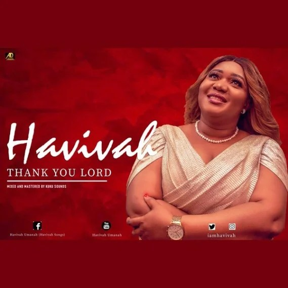 Download Music Thank You Lord Mp3 By Havivah