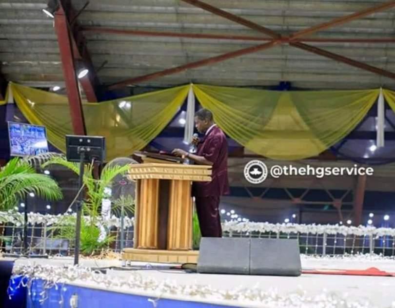 Sermon: A Taste of Water by Pastor E. A. Adeboye
