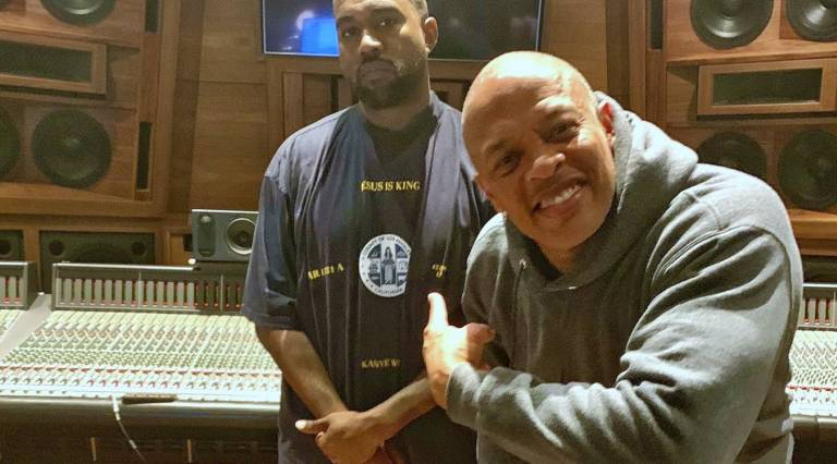 Kanye West to release Jesus Is King 2 featuring Dr Dre