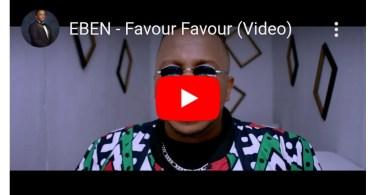 Download Music Favour Favour Mp3 By Eben