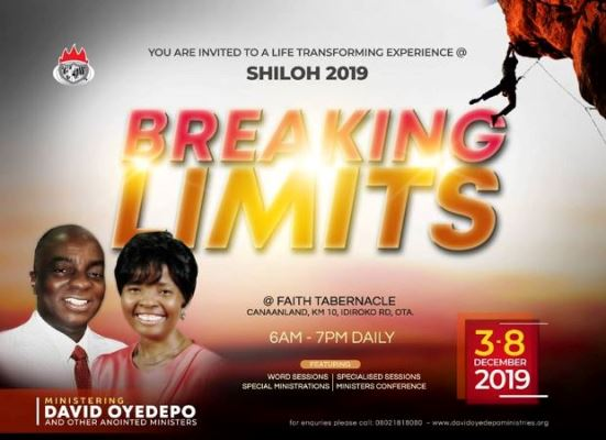 Watch 2019 Shiloh, Breaking Limit