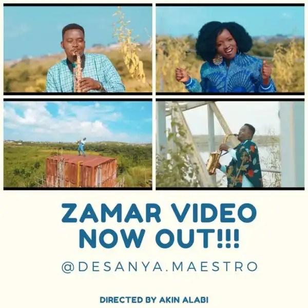 Watch and download video Zamar by Desanya