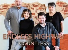 """Endless Highway New Album """"Countless"""" March 20 Cover"""