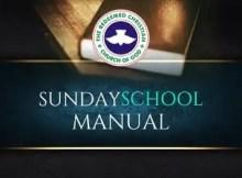 RCCG Sunday School TEACHER's Manual 9 February 2020 – Potential Christian Leaders