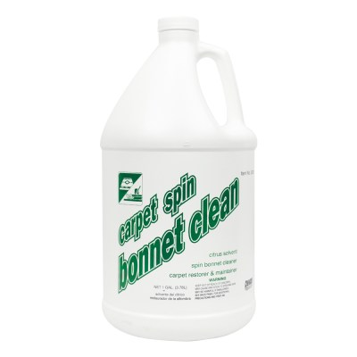 Carpet Spin Bonnet Cleaner Chemcor 1-Gallon