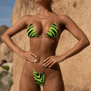invisible string micro bikini