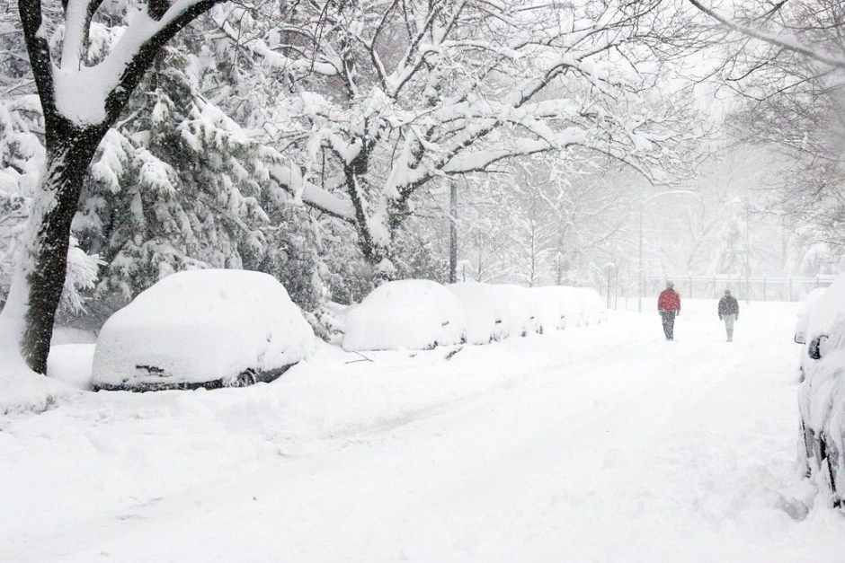 5 Tips to Keep Losing Weight When You're Snowed-In by Dr. Seun Sowemimo, Central New Jersey.
