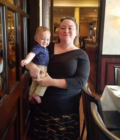 Jessica Lynn has a child after loosing weight with weight loss surgery notwithstanding a PCOS diagnosis.