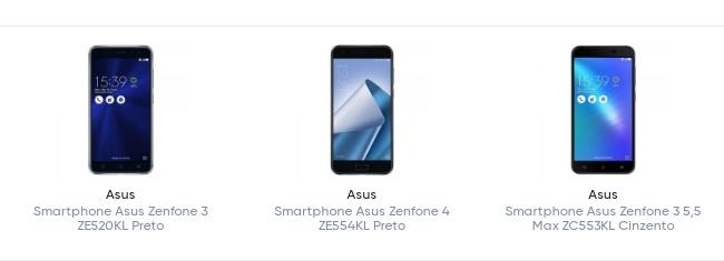 Asus lança atualizações para Zenfone 3, Zenfone 3 Ultra e Zenfone Live 1