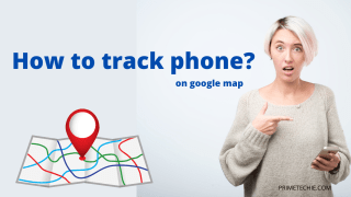 How to track phone