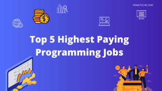 Top 5 highest paying jobs