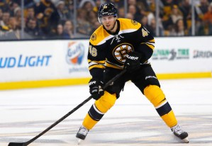 NHL: New York Rangers at Boston Bruins