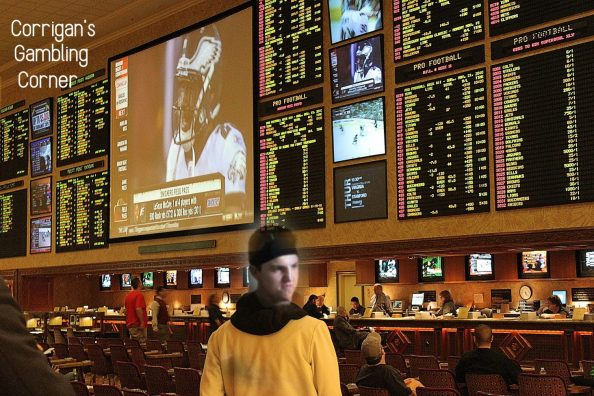 Corrigan's Gambling Corner