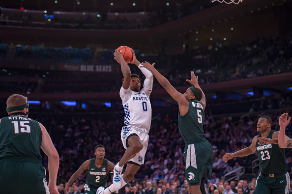 The NCAA Basketball Daily Dunk: Tuesday, December 1, 2020