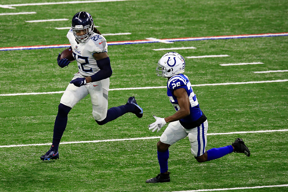 Week 12 Recap: Tennessee Titans vs. Indianapolis Colts