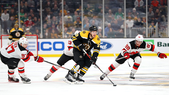 Boston Bruins: Expectations For Jeremy Lauzon