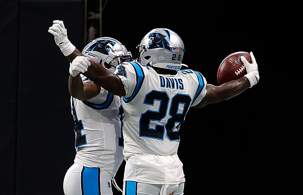 NFL DFS: Cash Game Plays for Week 10