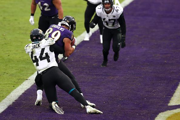 Jacksonville Jaguars Myles Jack
