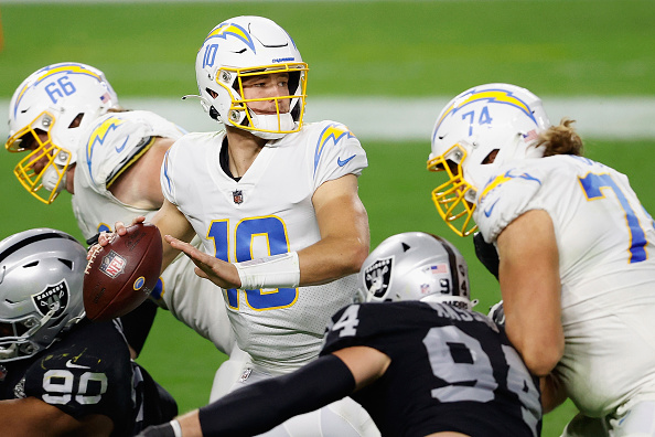 Los Angeles Chargers 2020 Recap