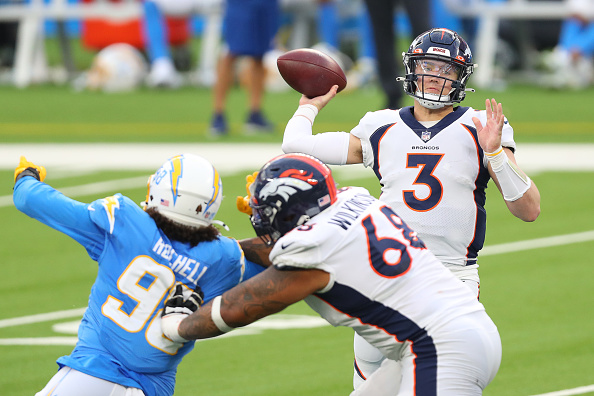 Denver Broncos drew Lock