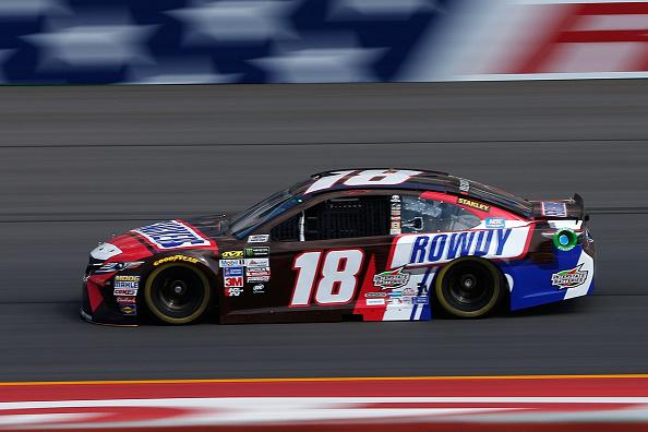 NASCAR DFS Ally 400