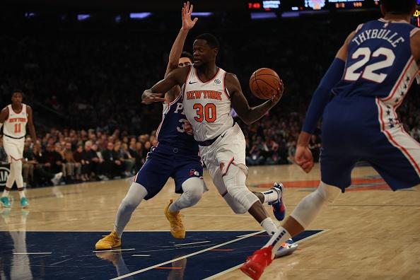 Knicks Season Recap
