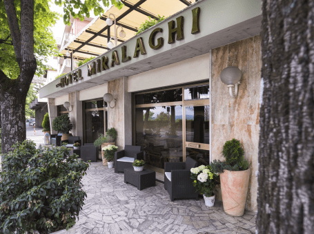 CHIANCIANO TERME – HOTEL MIRALAGHI