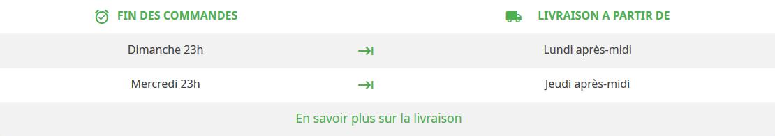 Primeur Express - Vente directe du producteur au consommateur 4