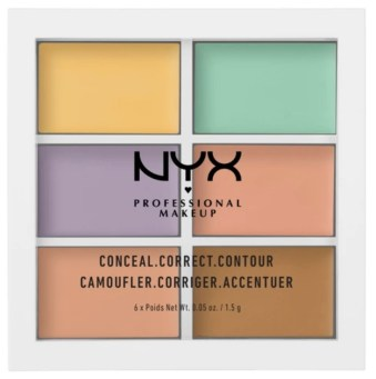 NYX Color Correction