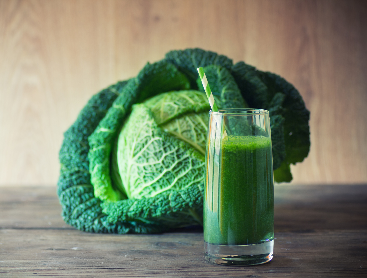 Drink cabbage juice to help with ulcers