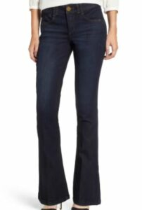Wit & Wisdom Ab-Solution Itty Bitty Bootcut Jeans