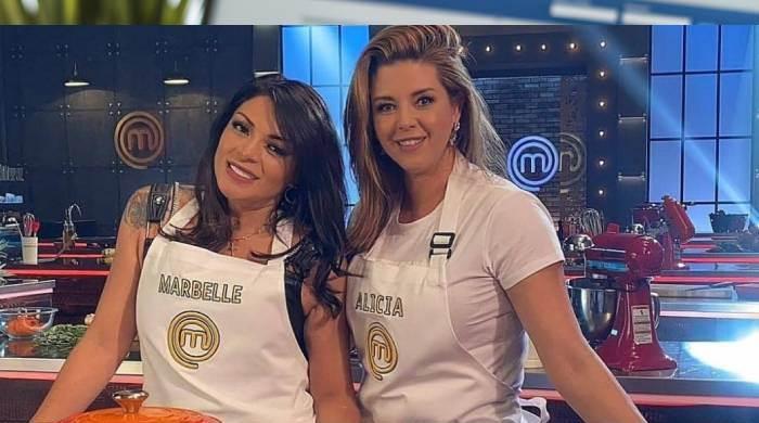 Alicia Machado y Ernesto Calzadilla participan en MasterChef Celebrity Colombia - Diario Primicia