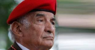 FALLECIÓ EL GENERAL PÉREZ ARCAY  Y EL CHAVISMO EXPRESA SU PESAR