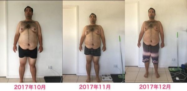 100kg ダイエット 結果