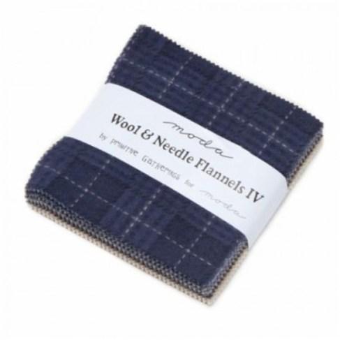 wool & Needle IV charm pack-550x550