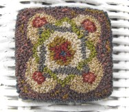Pocket Knot punchneedle pattern