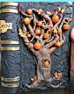 Halloween Tree Book Box