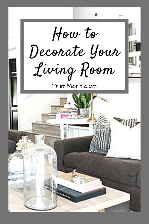 Your living room should be a sanctuary, a gateway that shows your personality. Learn how to decorate your living room to turn it from blah to wow!