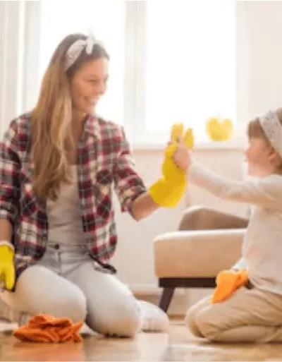Keeping a Clean Home: Health & Mental Benefits